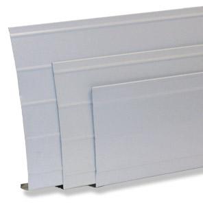 8 X 10 Fascia Aluminum Wayne Building Products