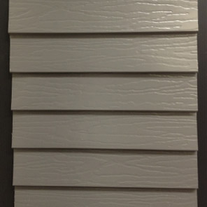 D horizontal siding panel wayne building products for Horizontal metal siding