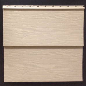 H 8 horizontal siding panel wayne building products for Horizontal metal siding